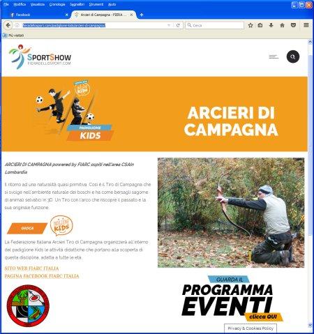 Sportshow 2016 - Montichiari