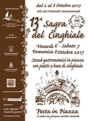 Sagra del Cinghiale - Sulzano