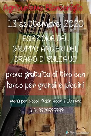 Arcieri ed Azienda Agricola Agriturismo Bianconiglio